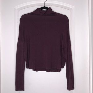 Aritzia Babaton Fitted Turtle Neck